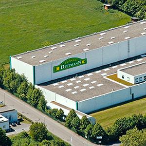 foto logistikzentrum in diez
