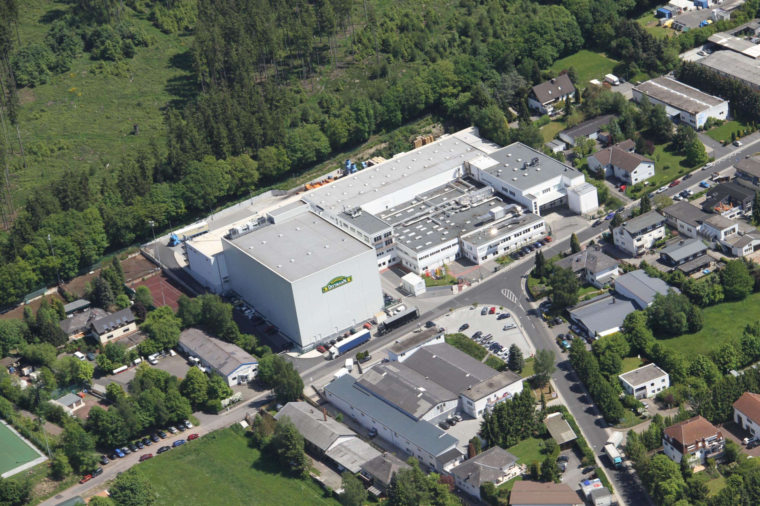 Produktionsstandort Taunusstein